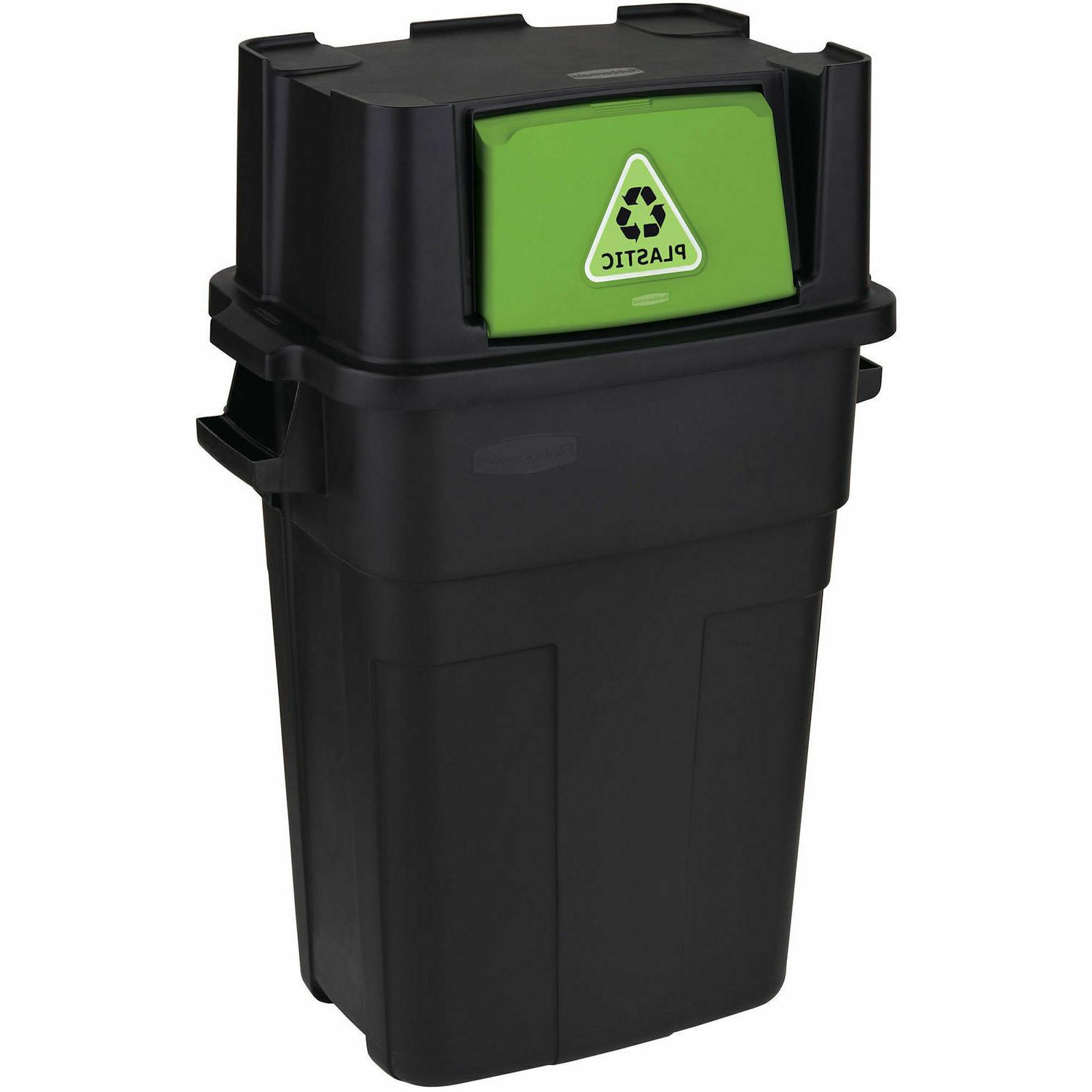 Personal Can Large Garbage 30 Set 2 Containers