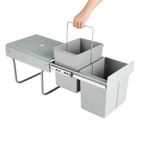 Trash Garbage Can Pull Out
