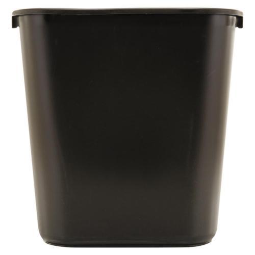 Trash 7 Waste Black Side