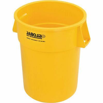 Plastic Garbage Can - 55 Gallon