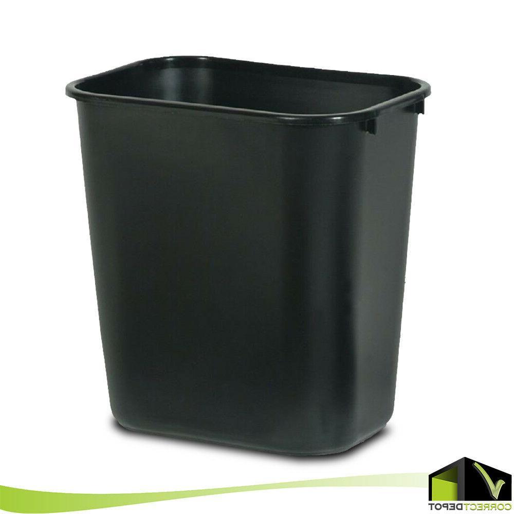 PLASTIC Garbage Bin 7 Gal Office