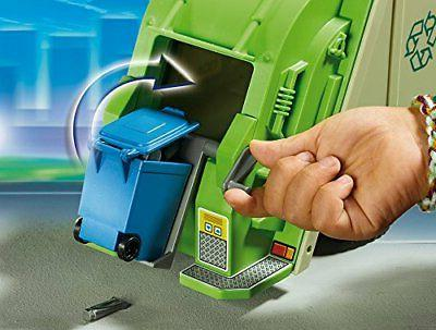 PLAYMOBIL Green Truck