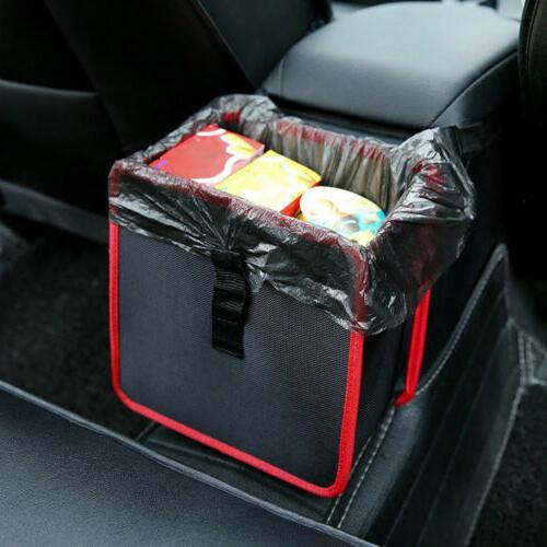 Portable Trash Back Garbage Black