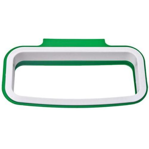 Portable Door Garbage Bag Box Hanging Holder Tool 6L