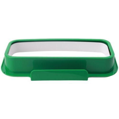 Portable Garbage Trash Bag Box Hanging Holder Home Kitchen Tool 6L