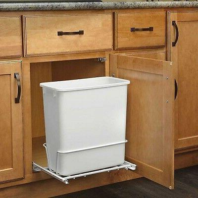 Pull Sliding Can 20Qt Garbage Container