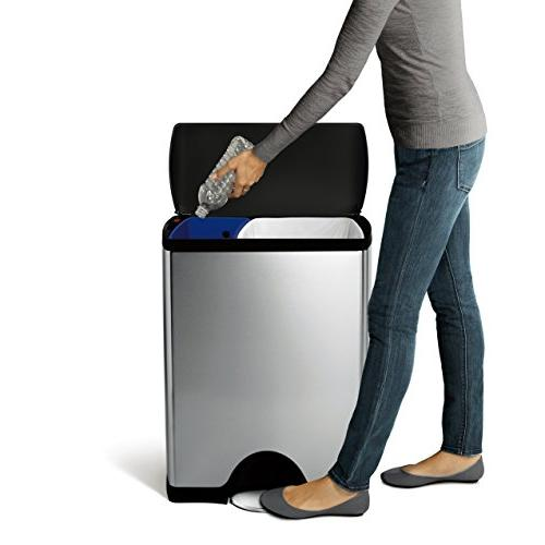 simplehuman Fingerprint-Proof, 46