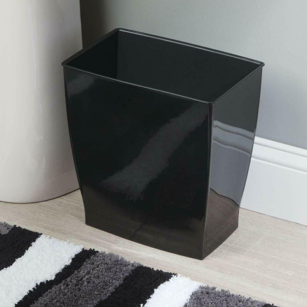 Rectangular Can, Basket Can Bathroom,Bedroom,Home Office
