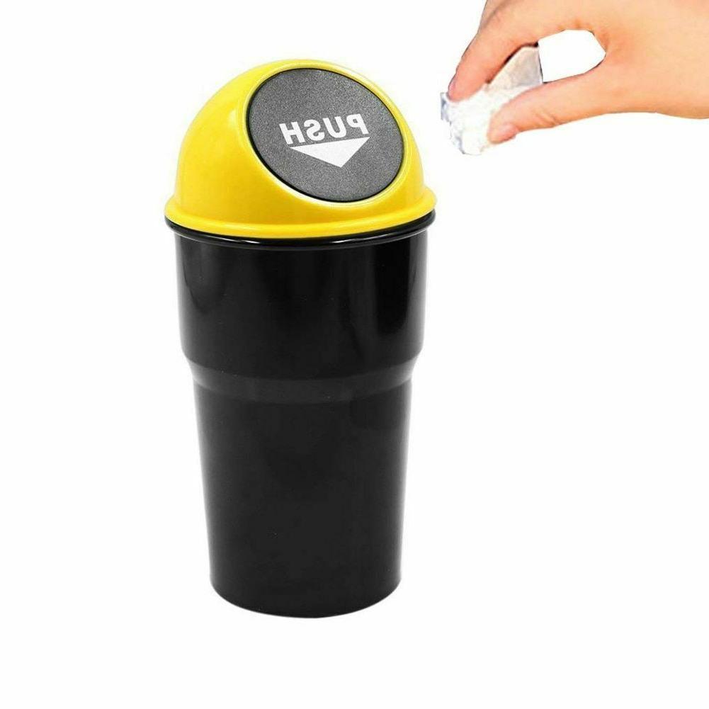 Rolling Garbage Round Auto Storage Waist Bin