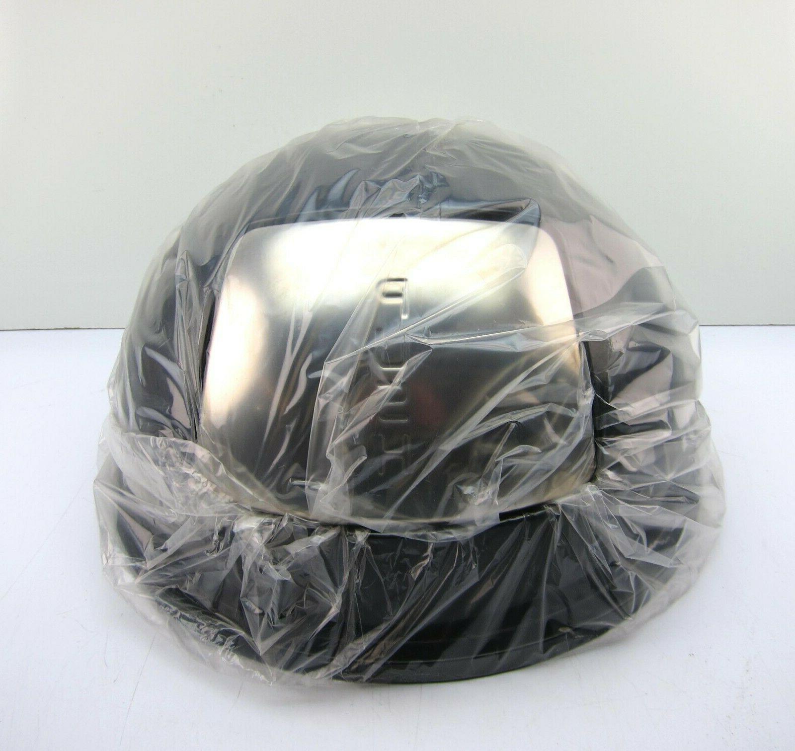 Rubbermaid Round Black Trash Can, FGBBT1529BK