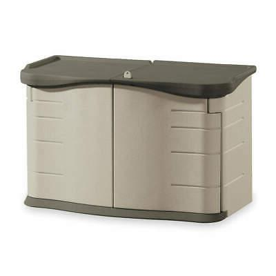 RUBBERMAID COMMERCIAL PRODUCTS FG375301OLVSS Outdoor Storage