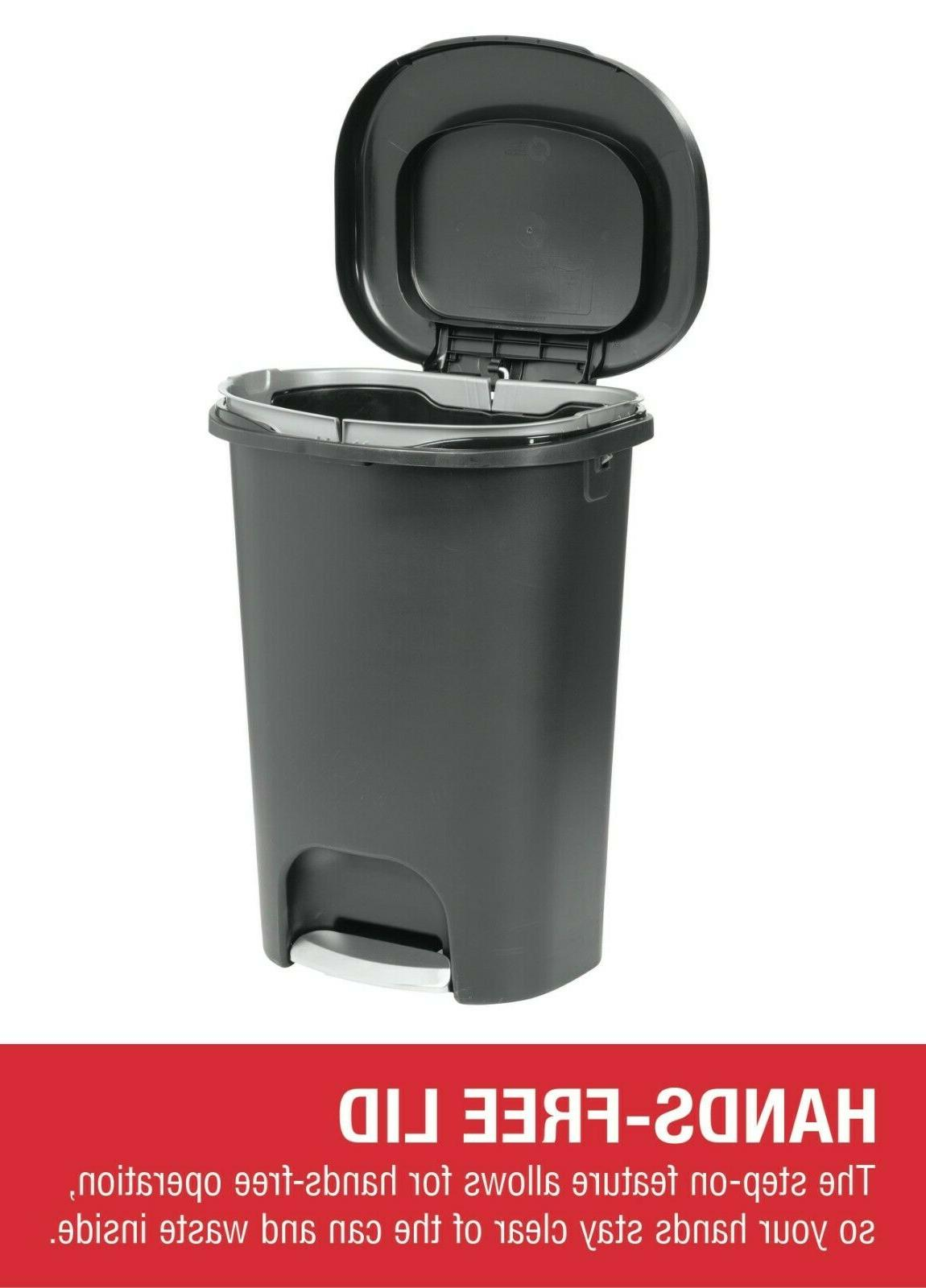 Rubbermaid Step-On Can