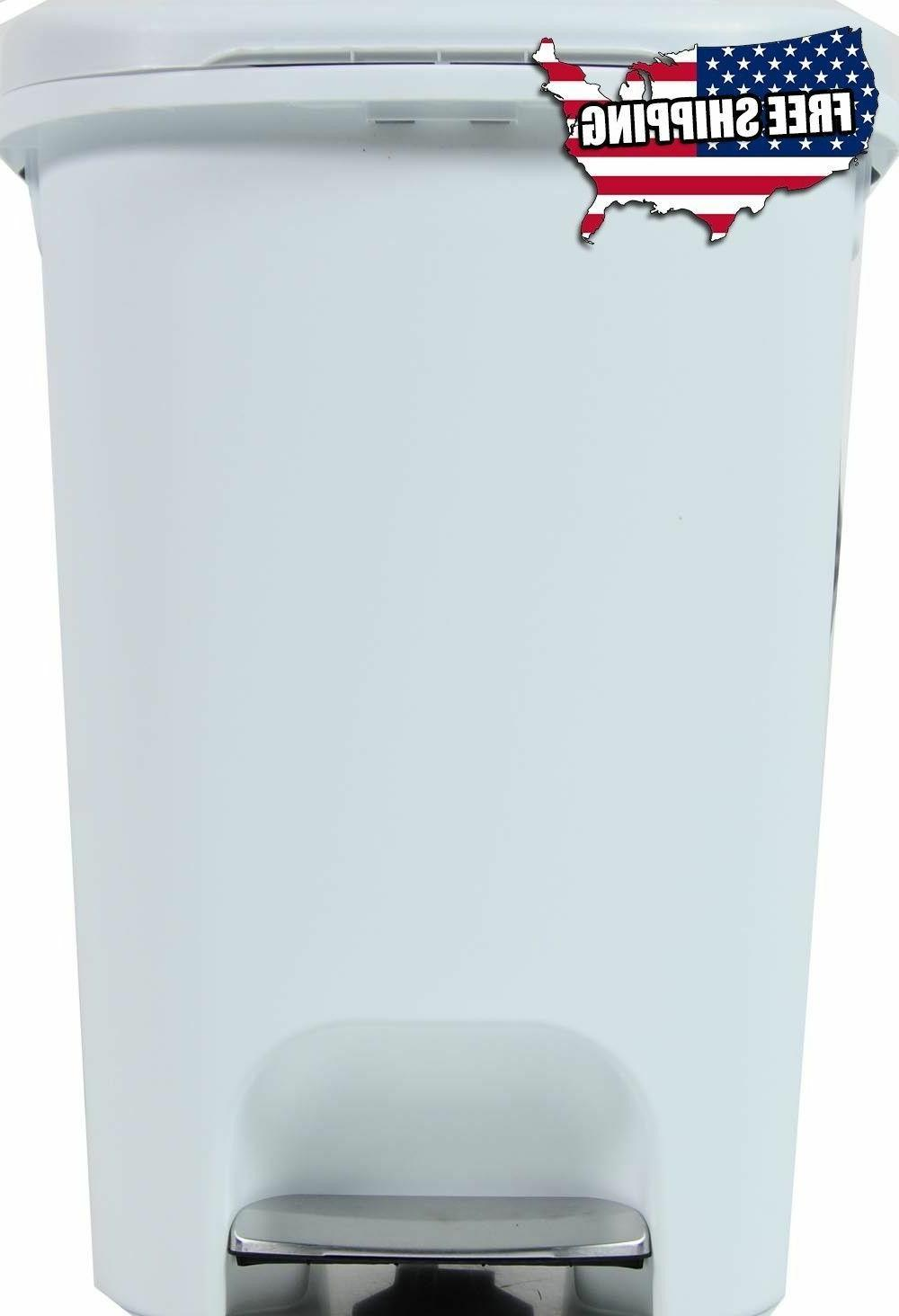 Rubbermaid Rubbermiad 13 Gal Premium