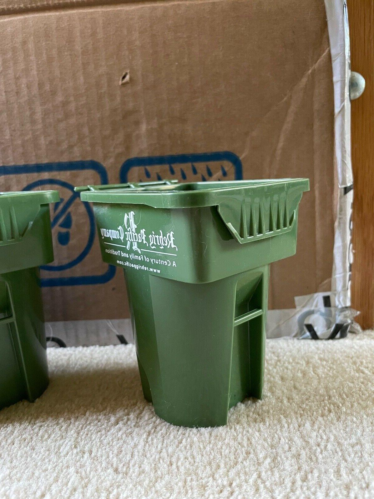 SCRAP Pacific Garbage Can