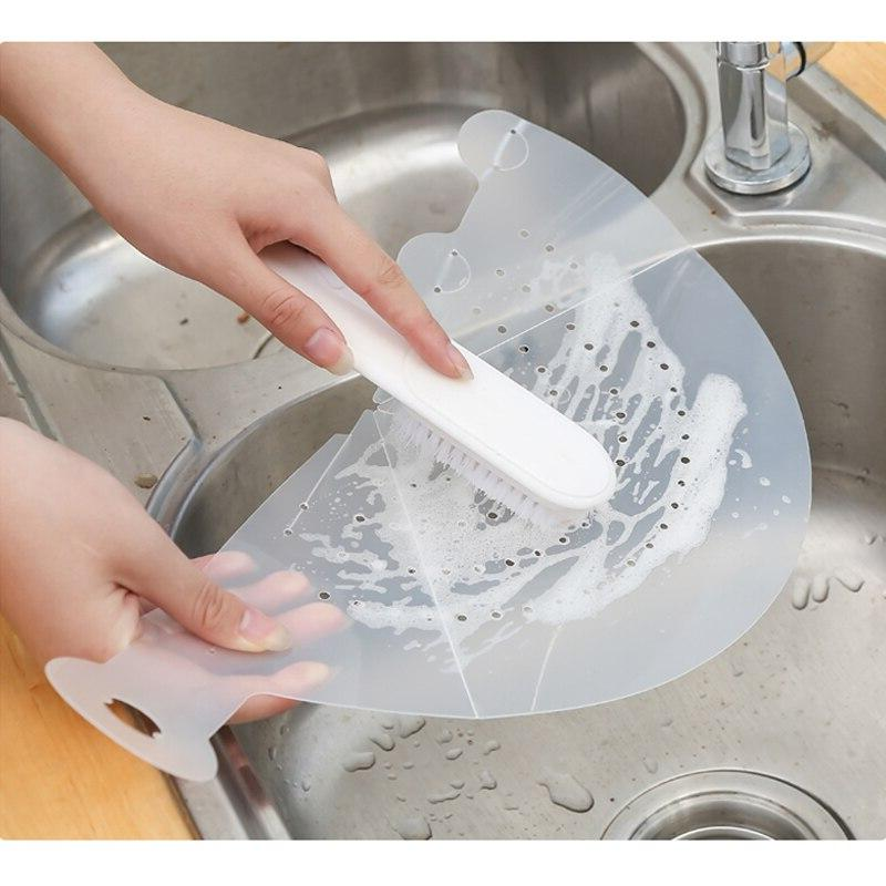 Self-Standing Classified Kitchen Drain Bag Sink CSV