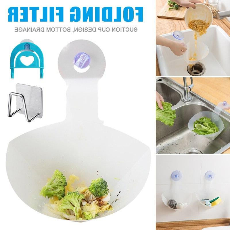 self standing drain sink leftover classified kitchen