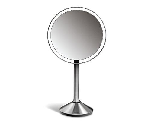 Simplehuman 6 5 Inch Sensor Mirror Sensor Activated Lighted