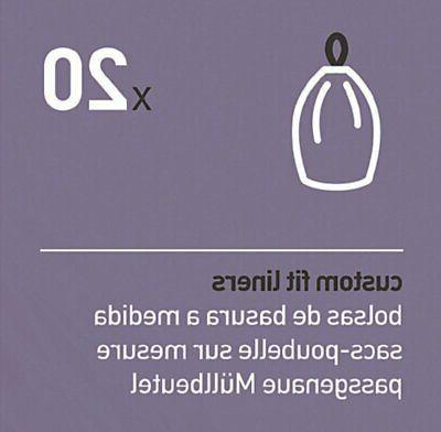 Simplehuman Bags 20 Custom Fit 45 L