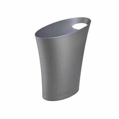 Umbra 082610 Skinny 8 Quart Plastic Waste Basket