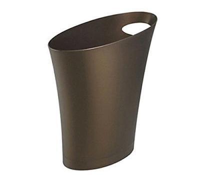 Umbra Skinny Trash Can – Sleek & Stylish Bathroom Trash Ca