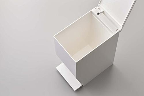 Small Can Bin Disposal, for Home Toilet, White