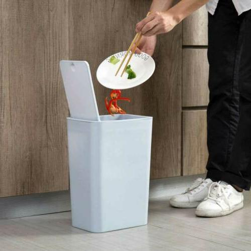 Trash Bin S/L Touch Lid Home