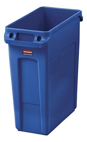 Rubbermaid Jim Trash Waste Receptacle Venting 16