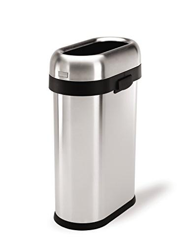 simplehuman Can Stainless gallons, 1