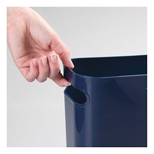 """InterDesign Wastebasket Can 12"""","""