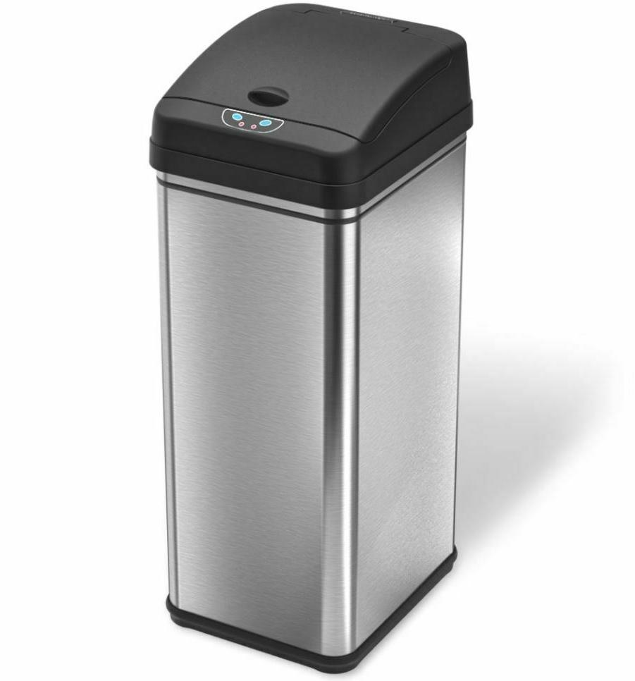 Small Automatic Touchless Garbage