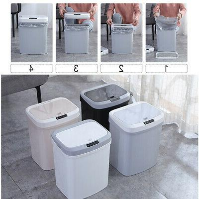 Smart Trash Can Opener Motion Touchless