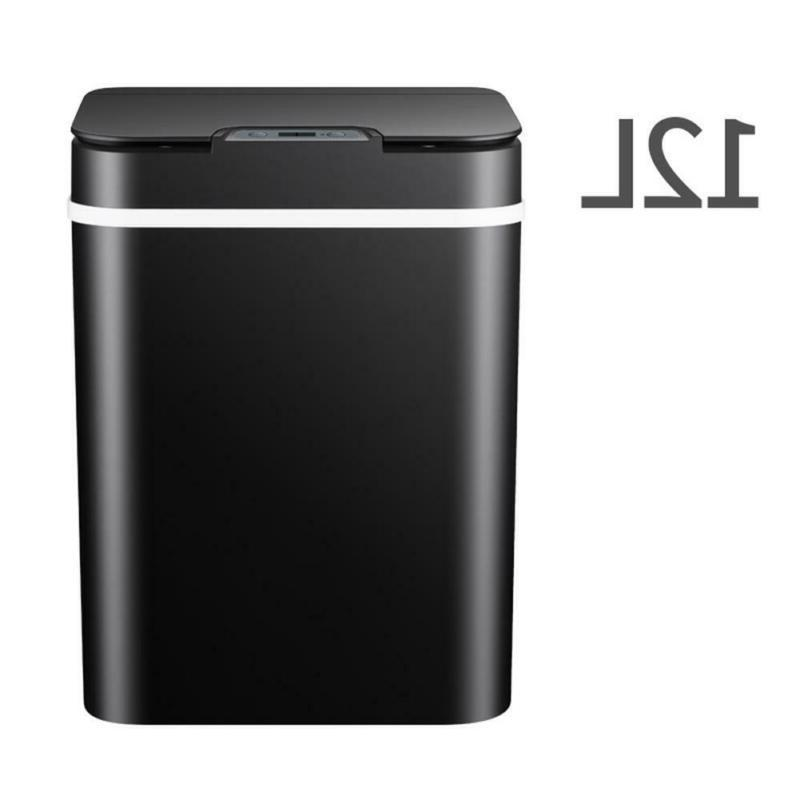 Smart Induction Type Trash Can Automatic Garbage