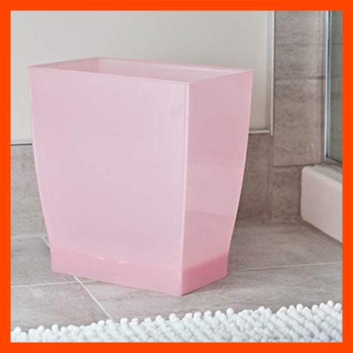 Spa Rectangular Waste Basket Bathroom Bedroom