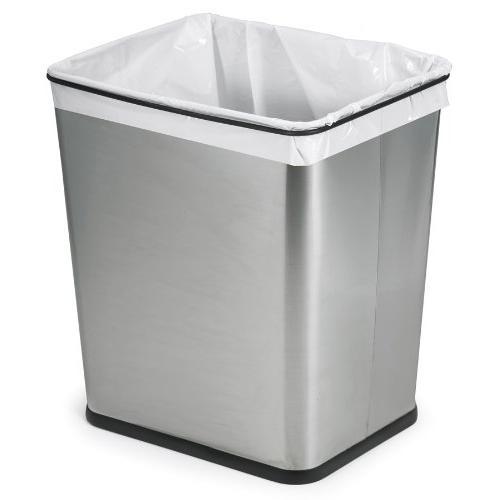 Polder Gallon Square Trash S/S