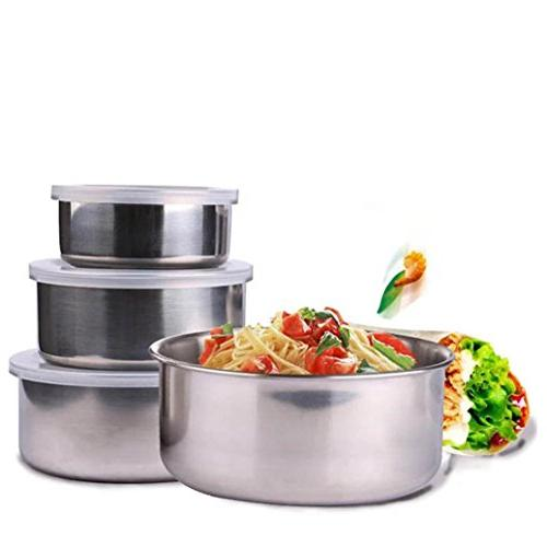 stainless steel home kitchen food