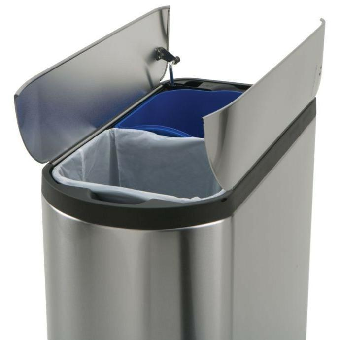 Simplehuman Recycler Trash Bin