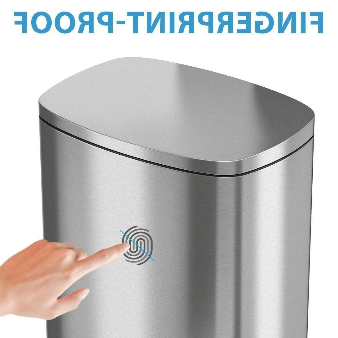Step-On Garbage Waste Office Kitchen