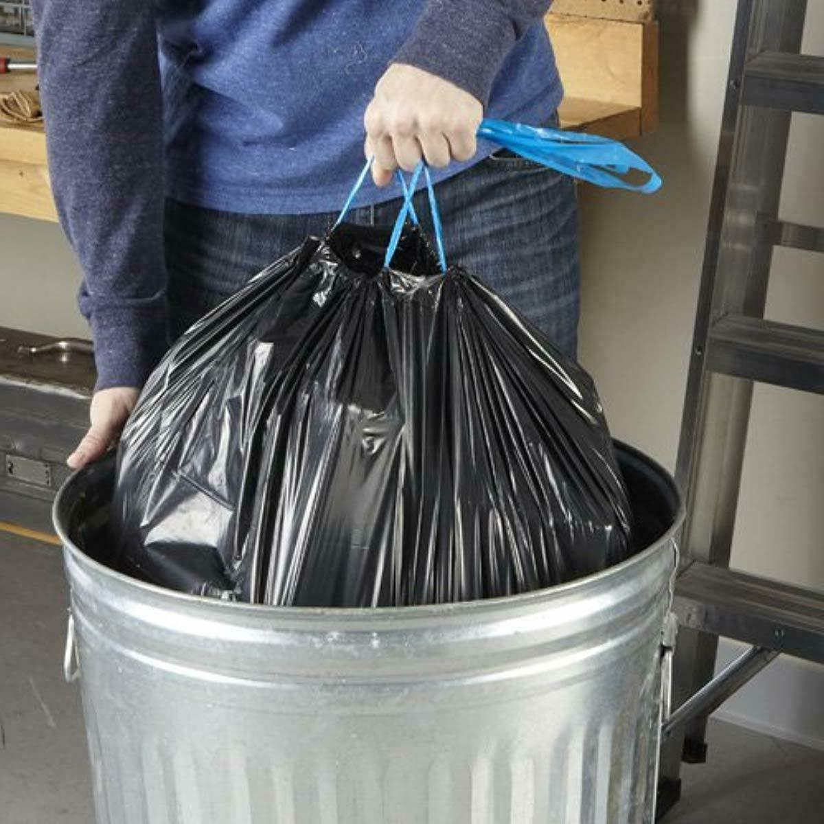Strong Garbage Bag Duty Can Gallon