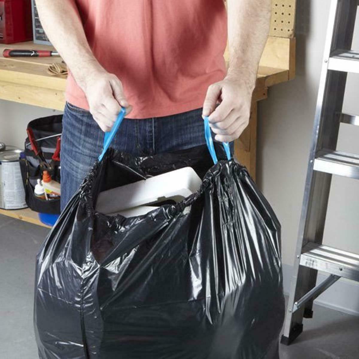 Duty Multipurpose Trash Can Liner Large Gallon