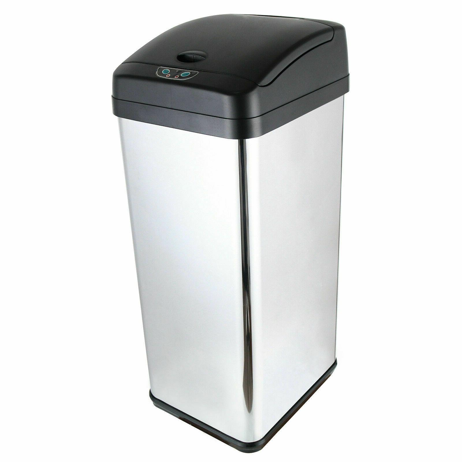 Tall 13 Gallon Large Bin Waste