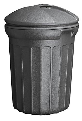 tb0007 round trash garbage can