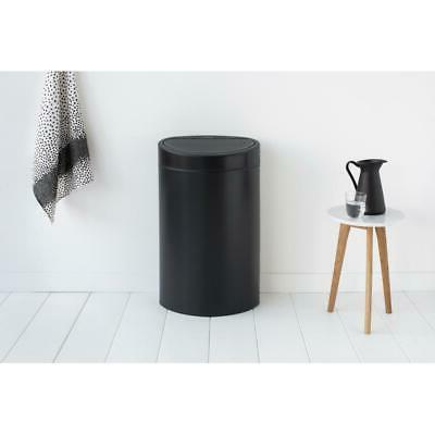 Brabantia Garbage Bucket Black 40 L