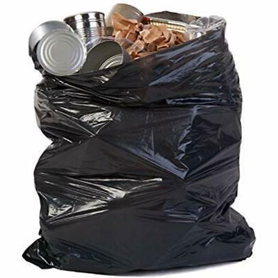 Toughbag 95 Trash Bags, Black, Mil, Per Case