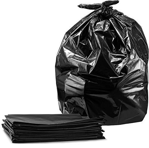 trash bags heavy duty garbage