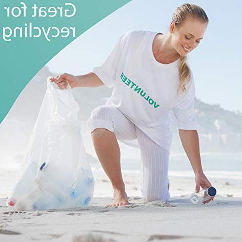 Trash Can 7-10 1000 Bulk Recycling Bags
