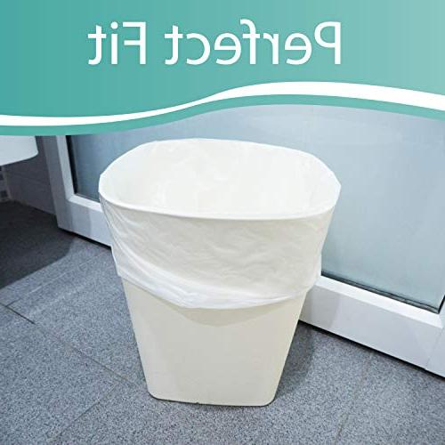 Trash Can Liners 7-10 Bulk Recycling Office Bags