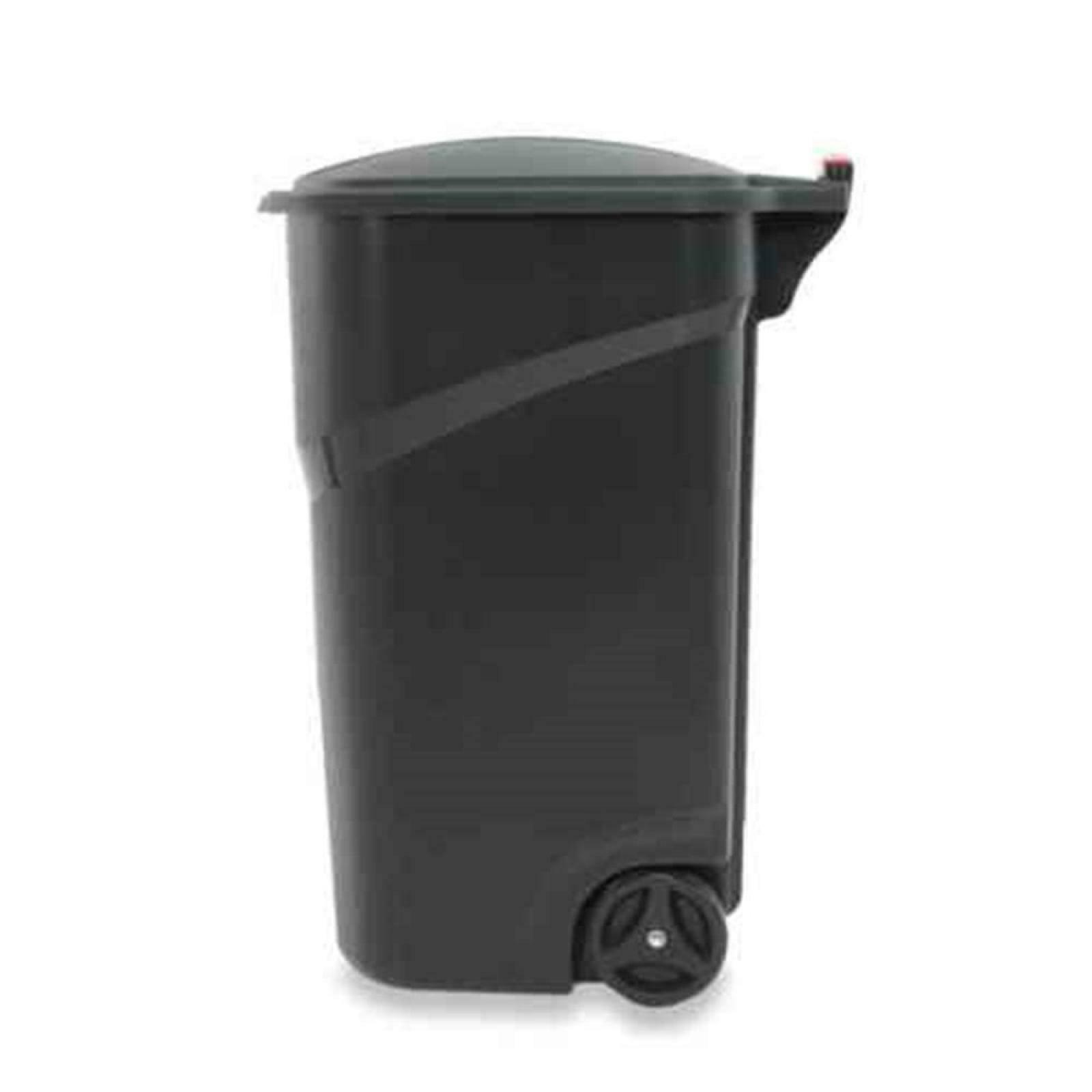 45 Gal Outdoor Trash Waste Container