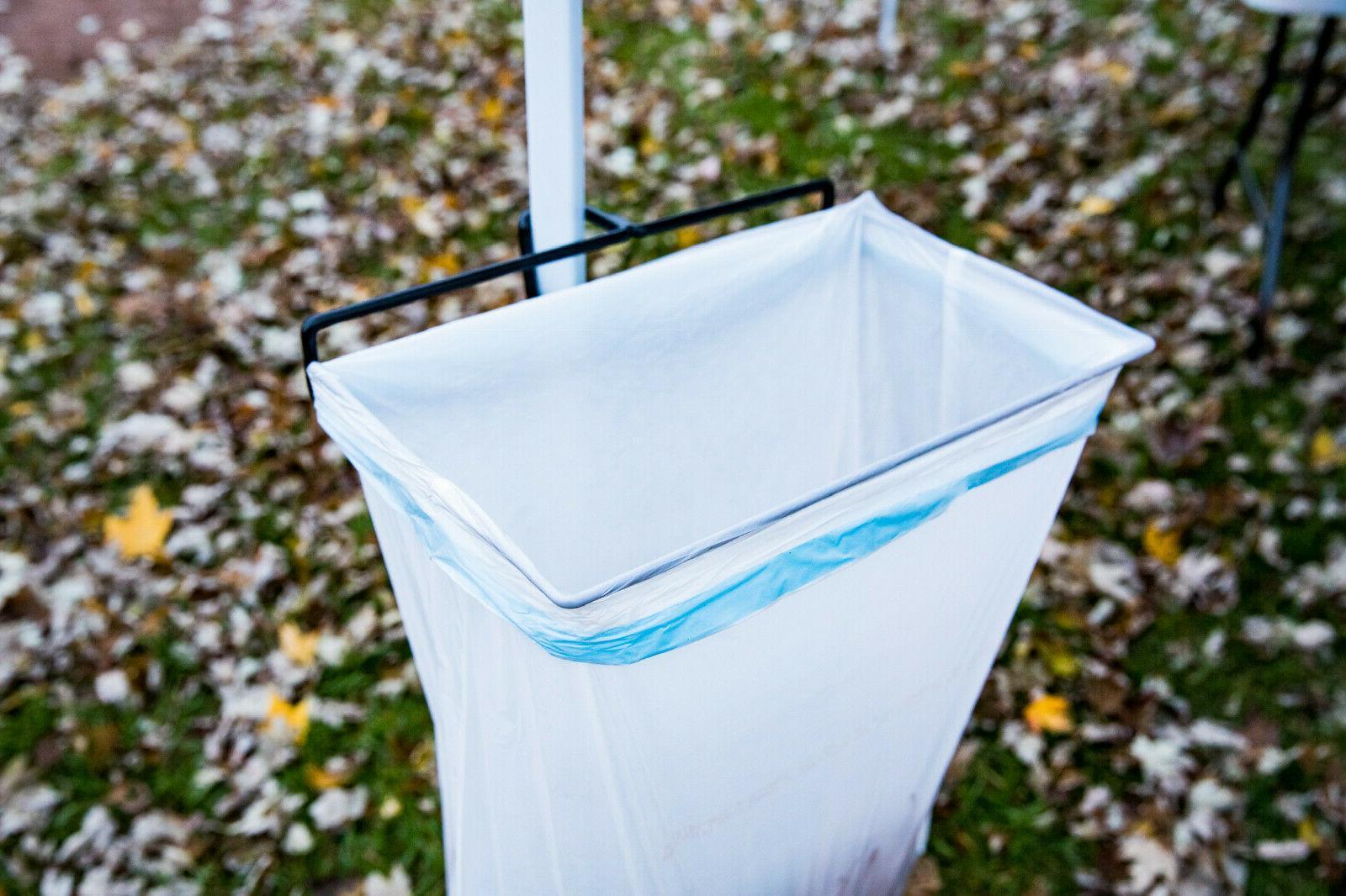 trash ease portable bag holder 13 gallon