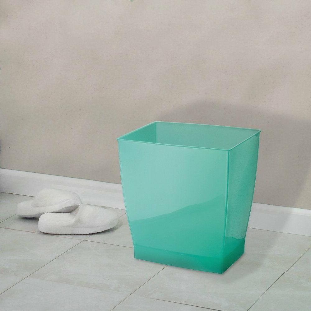 Trash Can Bedroom Bath Office Basket Litter 12 Colors
