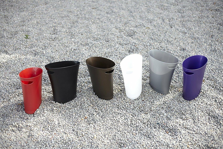 Trash Waste Unique Litter Garbage Bin Colors